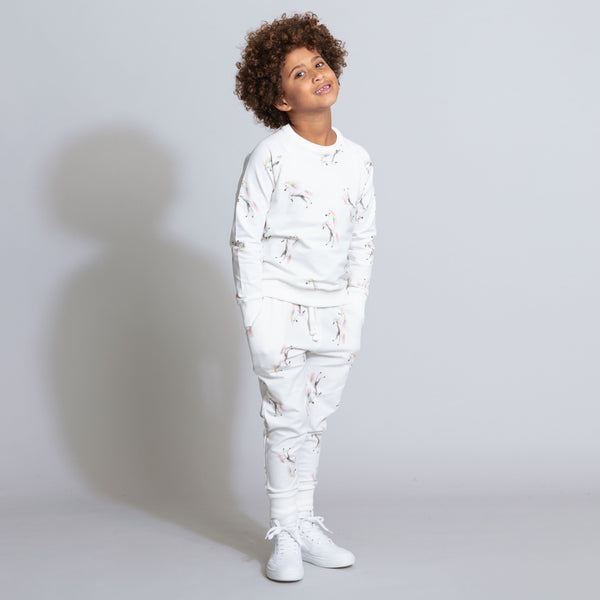 Unicorn Loungewear Set Kids