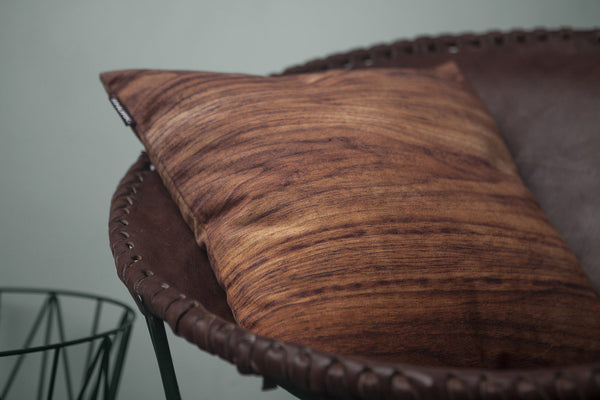 WALTER WALNUT PILLOW COVER