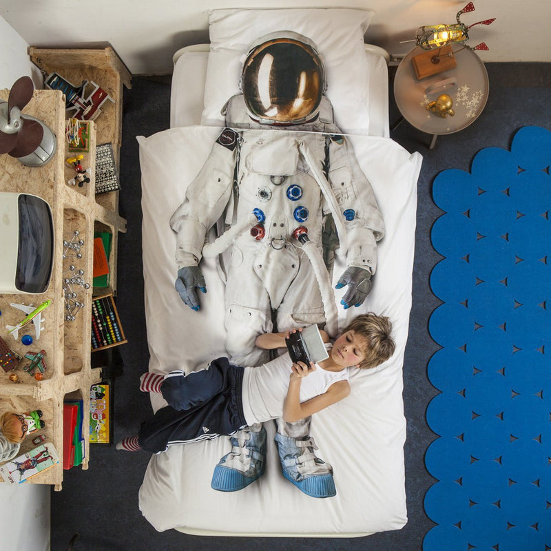 SNURK Living - Astronaut Duvet Cover Set