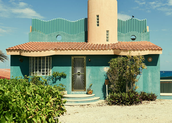 Beach House in Isla Mujeres, Josh Welch