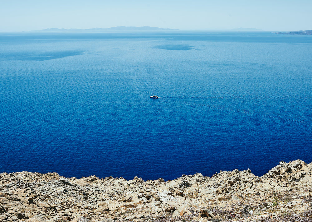 Coast of Mykonos