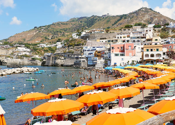 Umberllas of Ischia 1, Josh Welch Photography