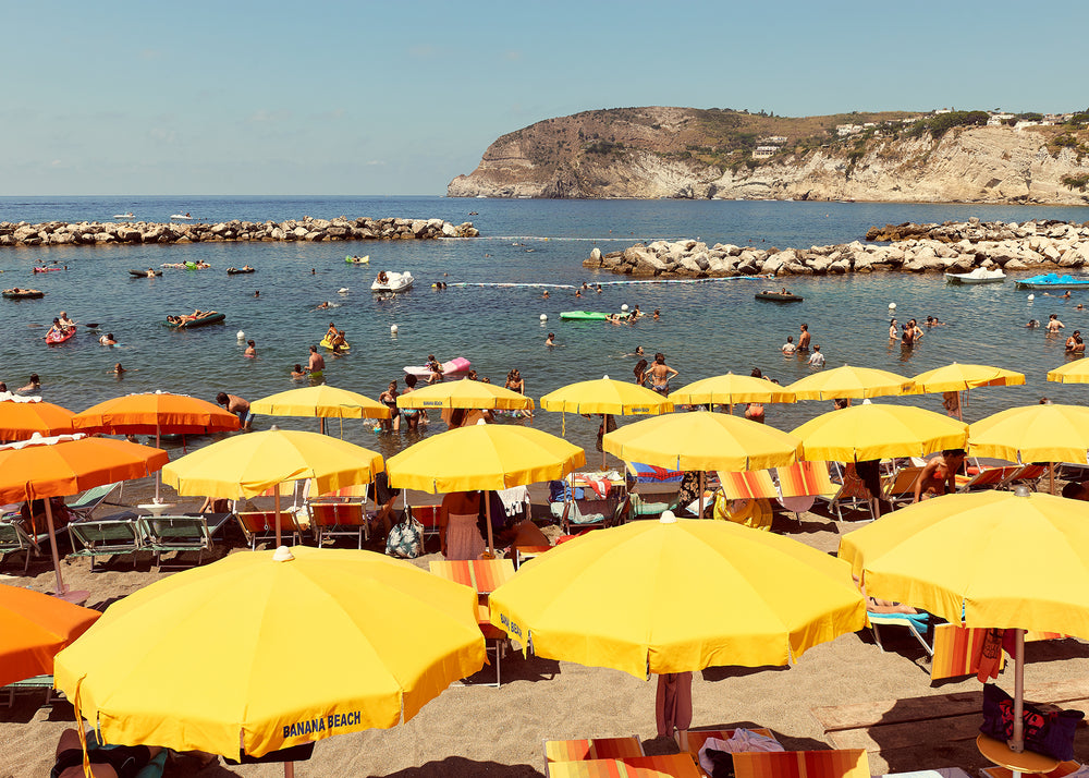 Umbrellas of Ischia 2