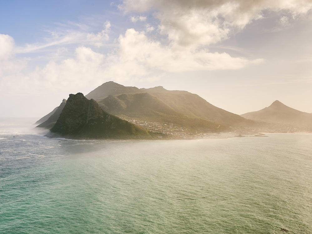 Coast of Cape Town 1