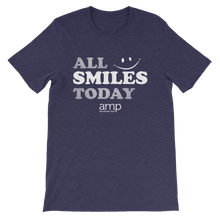 All Smiles Today Short-Sleeve Unisex T-Shirt