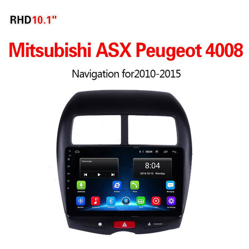 GPS Navigation for Car Mitsubishi ASX Peugeot 40082010-2015