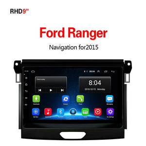 GPS Navigation for Car FORD RANGER2015