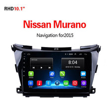 Load image into Gallery viewer, GPS Navigation for Car NissanMurano2015