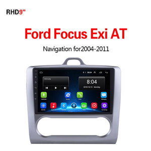 GPS Navigation for Car Ford Focus Exi AT2004-2011