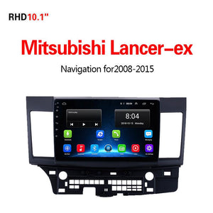GPS Navigation for Car Mitsubishi Lancer-ex2008-2015