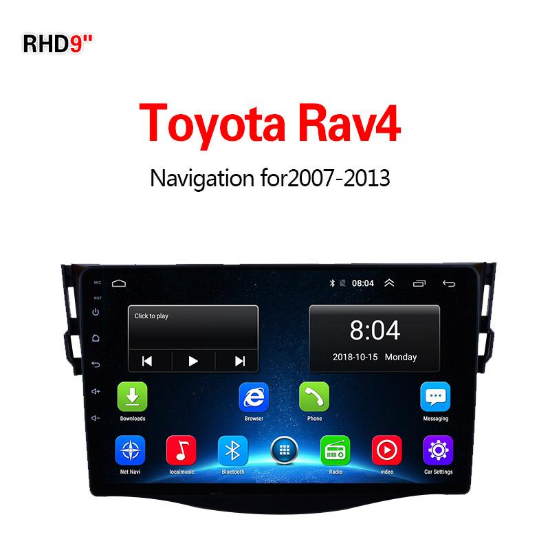GPS Navigation for Car Toyota RAV42007-2013
