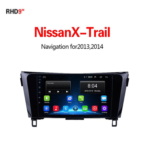 GPS Navigation for Car NissanX-Trail2013-2014