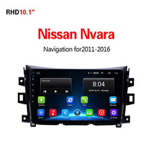 Load image into Gallery viewer, GPS Navigation for Car NissanNAVARA2011-2016