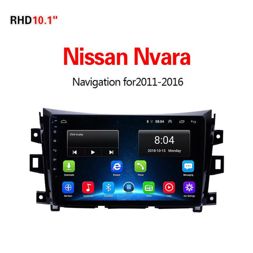 GPS Navigation for Car NissanNAVARA2011-2016