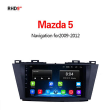 Load image into Gallery viewer, GPS Navigation for Car Mazda 52009-2012