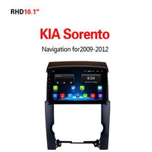 Load image into Gallery viewer, GPS Navigation for Car KIA Sorento2009-2012