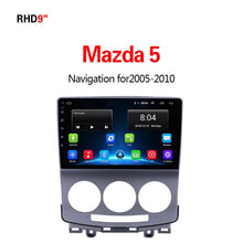 Load image into Gallery viewer, GPS Navigation for Car Mazda 52005-2010