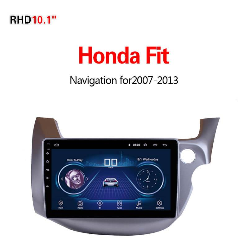 GPS Navigation for Car Honda FIT2007-2013