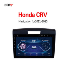 Load image into Gallery viewer, GPS Navigation for Car Honda CRV2011-2015