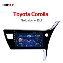 Load image into Gallery viewer, GPS Navigation for Car Toyota Corolla2017