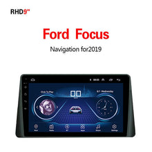 Load image into Gallery viewer, GPS Navigation for Car FORD Focus2019