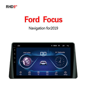 GPS Navigation for Car FORD Focus2019