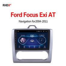 Load image into Gallery viewer, GPS Navigation for Car Ford Focus Exi AT2004-2011