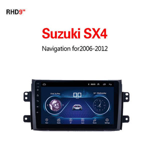 GPS Navigation for Car Suzuki SX42006-2012