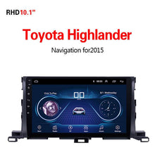 Load image into Gallery viewer, GPS Navigation for Car Toyota Highlander2015