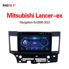 Load image into Gallery viewer, GPS Navigation for Car Mitsubishi Lancer-ex2008-2015