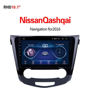 GPS Navigation for Car NissanQashqai2016