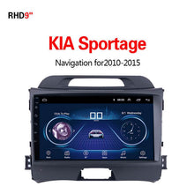 Load image into Gallery viewer, GPS Navigation for Car KIA Sportage2010-2015