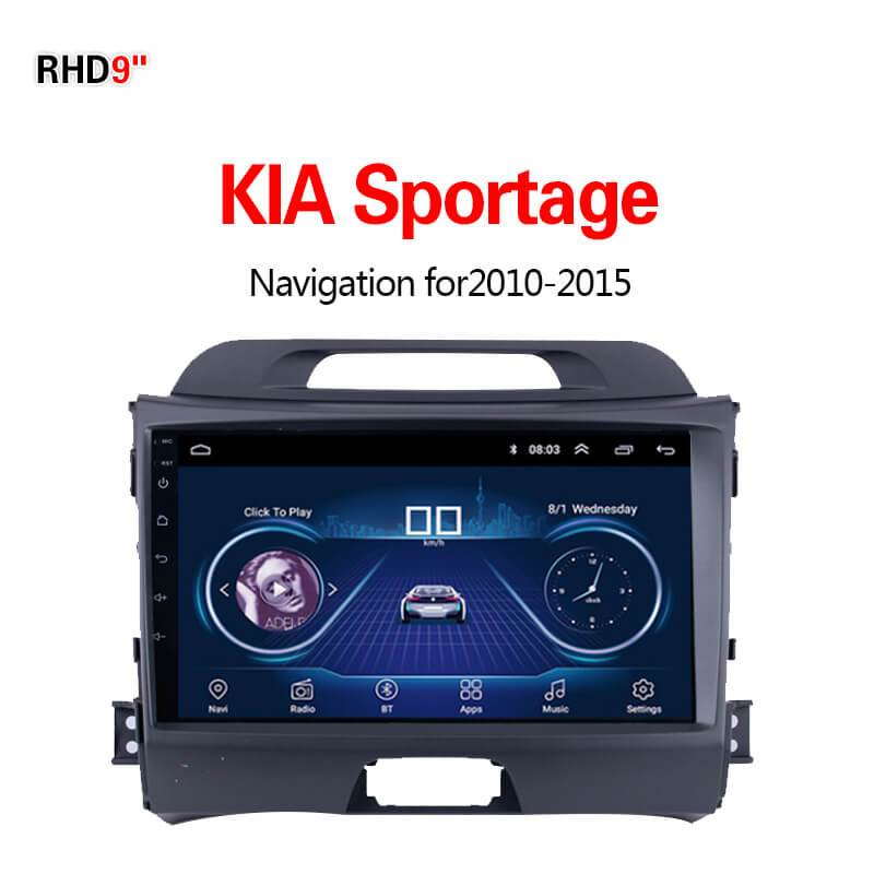 GPS Navigation for Car KIA Sportage2010-2015