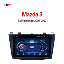 Load image into Gallery viewer, GPS Navigation for Car Mazda 32009-2012