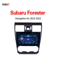 Load image into Gallery viewer, GPS Navigation for Car Subaru Forester2013-2015