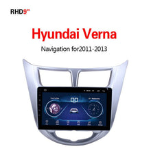 Load image into Gallery viewer, GPS Navigation for Car Hyundai Verna2011-2013