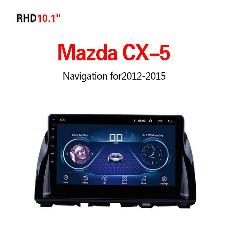 GPS Navigation for Car Mazda CX-52012-2015