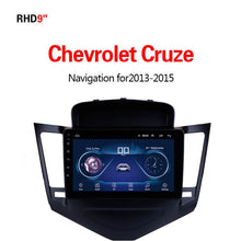 Load image into Gallery viewer, GPS Navigation for Car Chevrolet Cruze2013-2015