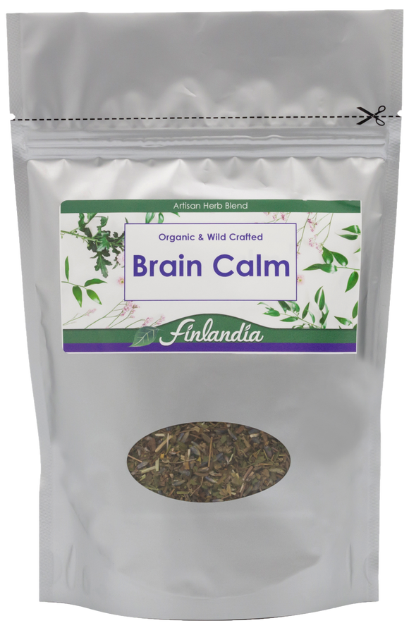 Brain Calm Tea