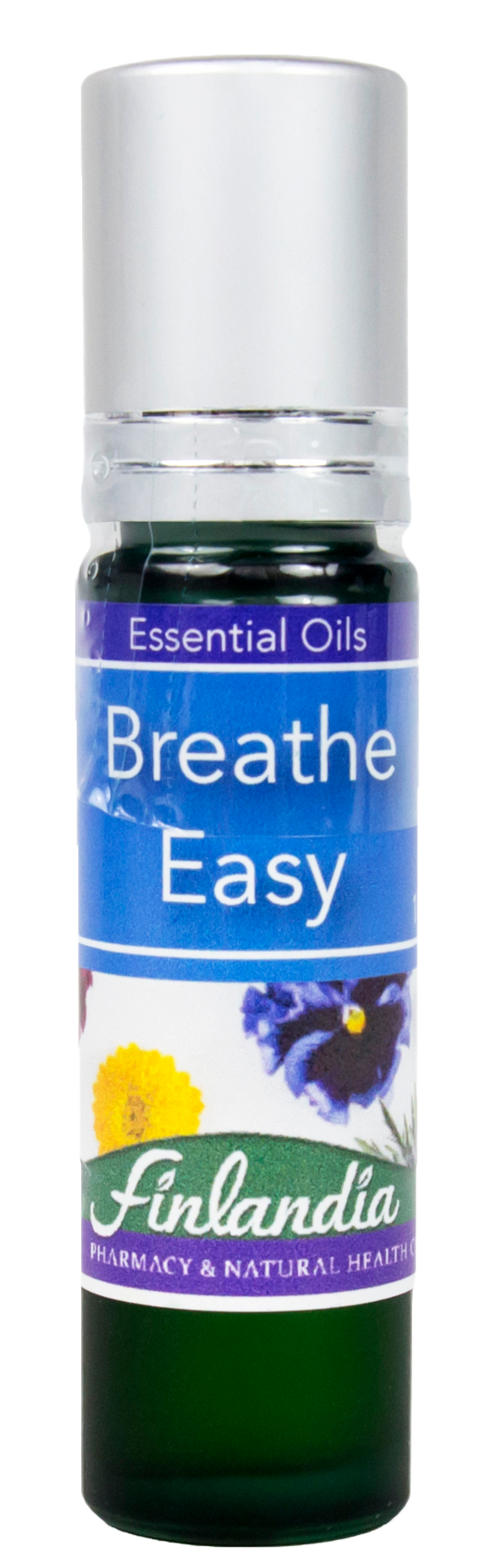 Breathe Easy Roll-On Essential Oil 10ml