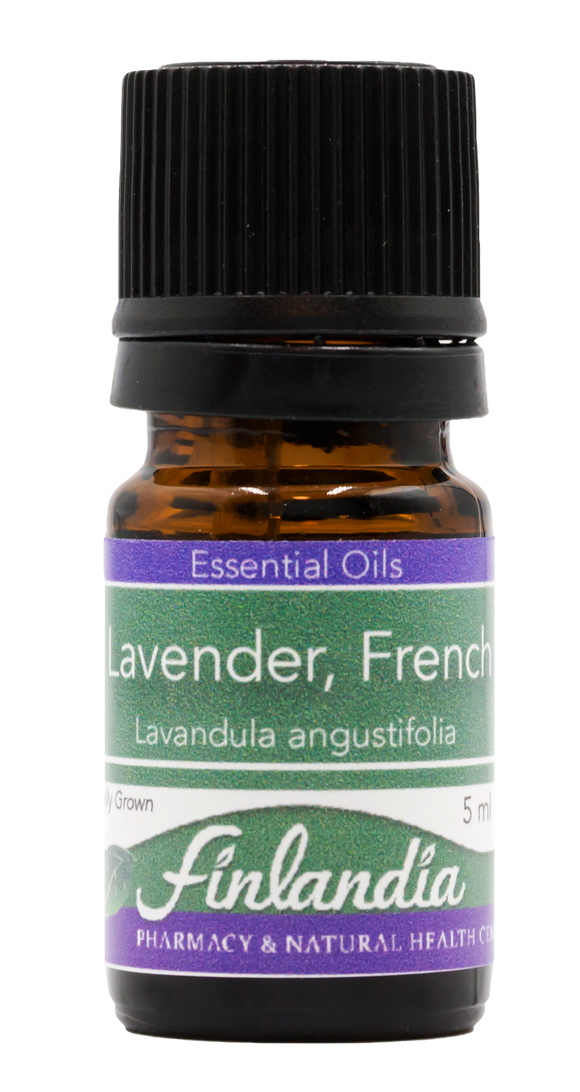 Finlandia French Lavender Essential Oil 5ml
