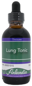 Lung tonic tincture