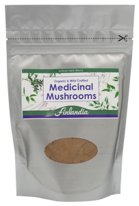 Medicinal Mushrooms Powder