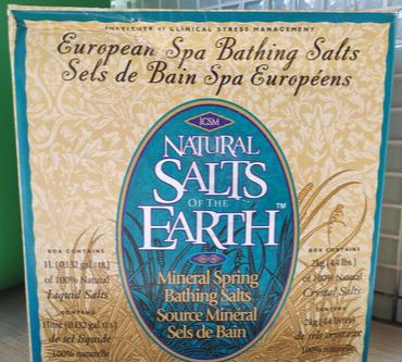 Natural Sea Salts Of The Earth 2kg