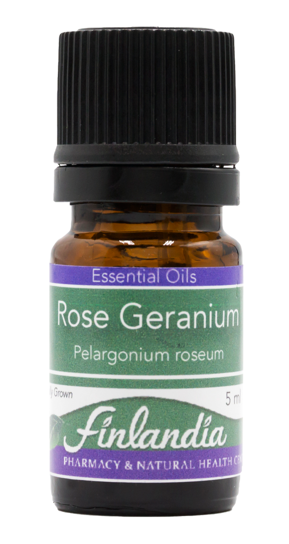 Finlandia Rose Geranium Essential Oil 5ml