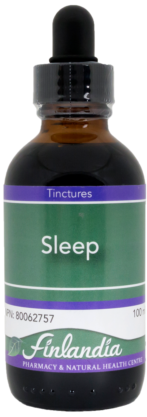 Sleep tincture