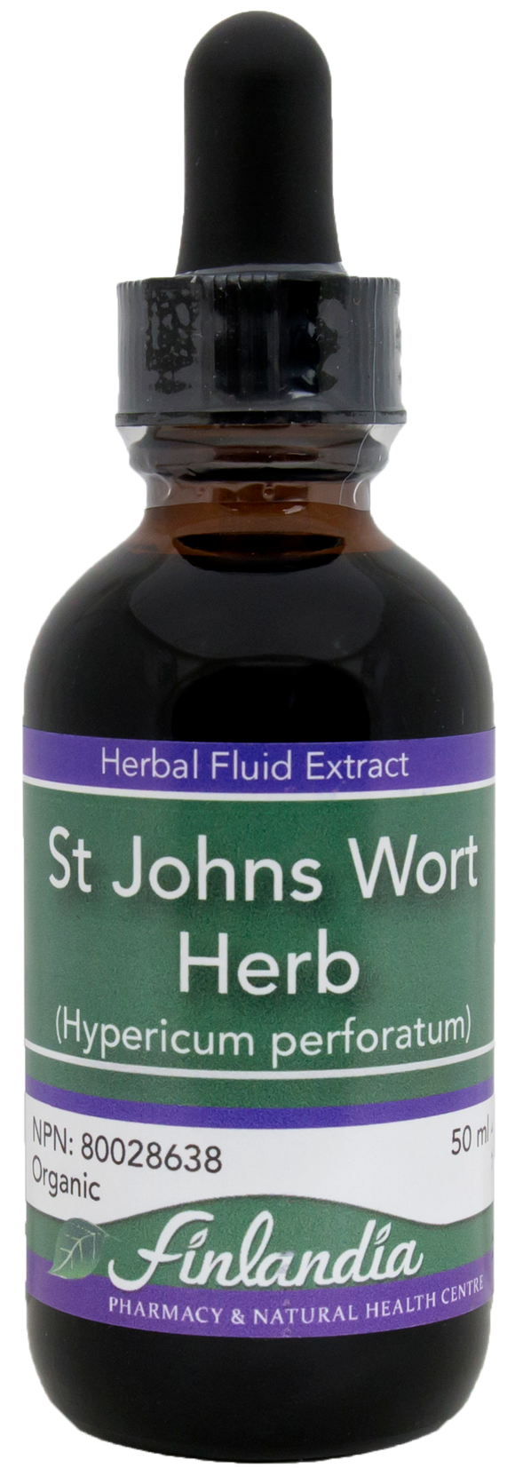 St Johns wort herb tincture