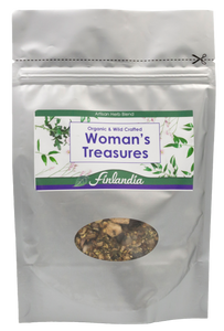Womens Treasures Tea