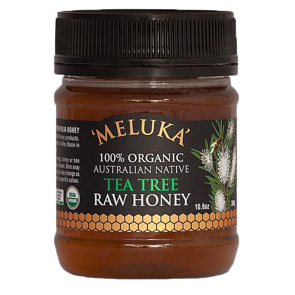 Meluka Organic Tea Tree Honey
