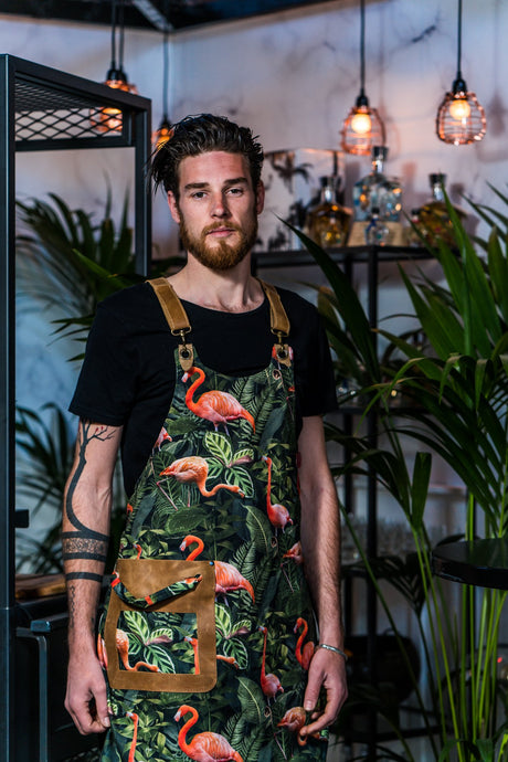 The Flamingo Apron